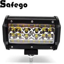 "5"" 84W LED Light Bar Work Light Spot For offroad truck car ATV SUV UAZ 4x4 4WD"