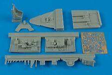 Aires 1/48 F6F-5 Hellcat, cabina Set Para Eduard Kit # 4394