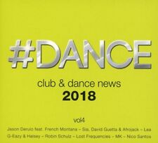 #DANCE 2018:CLUB & DANCE NEWS.VOL.4  2 CD NEUF