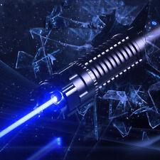 Thor Ultra Laser Pointer Multiple Modes Adjustable 1mw 450nm Blue Laser Pen
