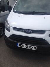 Ford transit custom 2013 no vat one month short of 14 plate