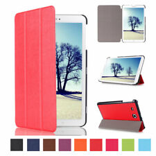 """For Samsung Galaxy Tab A E S2 S3 9.7"""" 7"""" 8"""" 10.1"""" T580 Leather Stand Cover Case"""