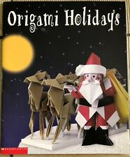 Origami Holidays Simple Christmas Designs For All Ages