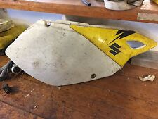 2005 05 SUZUKI DRZ400 DRZ 400 RH SIDE COVER WRECKING MORE PARTS