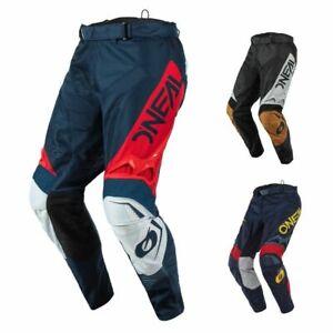 O'Neal E21 Hardwear Surge Mens Off Road Dirt Bike Motocross Pants