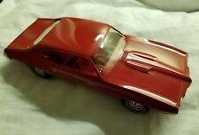 Vintage 1970 Pontiac GTO Promo CONTEST CAR. EXCELLENT CONDITION NO BOX