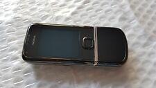 Nokia 8800 Arte  Prototype  - Black (Unlocked) Mobile Phone Rare