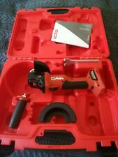 Hilti Cordless Angle Grinder AG 4S-A22 (125) New Brushless Model