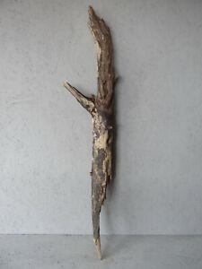 Treibholz Driftwood Schwemmholz garten skulptur dekoration stamm DIY xxl 107cm