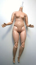 1 @ Barbie Mattel made to move Yoga sport curvy Doll Body Körper ultrabeweglich