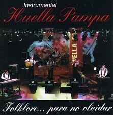 Huella Pampa - Folklore Para No Olvidar [New CD]
