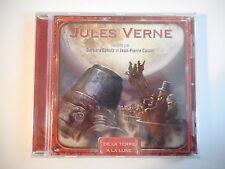 JULES VERNE : DE LA TERRE A LA LUNE (schulz, cassel) [ CD ALBUM NEUF PORT 0€ ]
