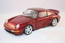 UT Models Porsche 911 Turbo 1:18 in mint condition