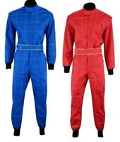 Go Kart Race Suit CIK FIA Level 2 with free balaclava