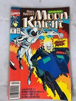 Marvel Comics Marc Spector: Moon Knight #25 Copper Age