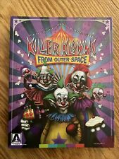 Killer Klownz From Other Space Oop Slipcover Only Rare