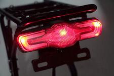 24V 36V 48V 60V LED Tail Light Turn Signal Rear Lamp Brake Light E-bike Scooter
