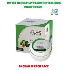 9 PACK OF JOVEES HERBAL AVOCADO REVITALISING NIGHT CREAM WITH NIGHT NUTRIENTS