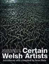 Certain Welsh Artists, New Books