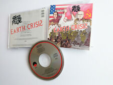 Steel Pulse - Earth Crisis (1984, CD) Reggae Album, Nice! Elektra NO SCRATCHES!
