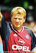 Stefan Effenberg Bayern München 2001-02 seltenes Foto