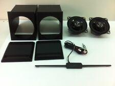 Kit Panda nero senza mobile x autoradio