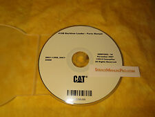 SEBP2850 New CAT Caterpillar 416B Backhoe Loader Parts Manual Book CD
