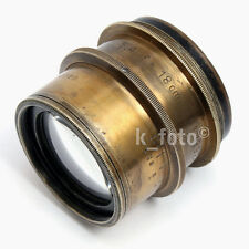 Rodenstock Doppel-Anastigmat Eurynar 5,4 / 18cm * Brass Lens