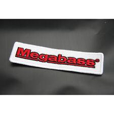 [Patch King] Megabass Fishing Logo Patch Emblem Clothes Cap Badge 12cm