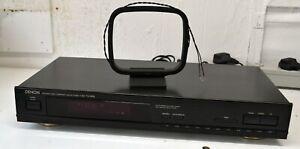 Denon TU-260L Precision Audio Component/ Am/FM Stereo Tuner