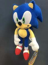 14� Sonic the Hedgehog plush tv movie character toys