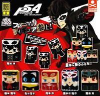 Standstones BOXBOX TV anime Persona 5 Gashapon 6 set mini figure capsule toys