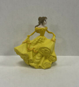 Belle Beauty & The Beast Disney Cake Topper Toy Figure - New - Free Postage