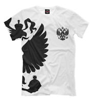 Герб России New T-shirt Russian coat of arms Russia Moscow 285625