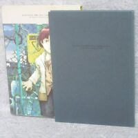 YOSHITOSHI ABE ILLUSTRATIONS Art Material Illustration Book 71*