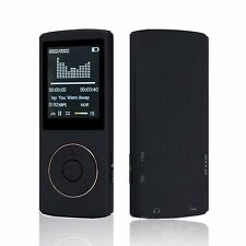 HccToo Music Player 16GB Portable Lossless Sound MP3 Player 45 Hours Playback (B
