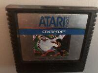 CENTIPEDE Vintage Used Atari 5200 Game Cartridge 1982 Supersystem