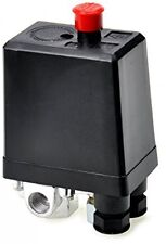 Air Compressor Pressure Switch Control Valve Heavy Duty 90-120 PSI New