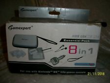 Gamexpert Nintendo DS lite acessory pack