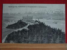 AK - Starnberger See - Drahtseilbahn mit Rottmannshöhe - gel ca 1910   m1