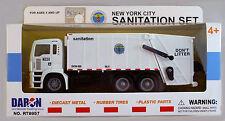 DARON REALTOY RT8957 New York City Sanitation Dept Garbage Truck. New