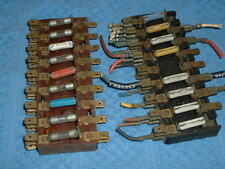 Volvo fuse panel box, 142, 140 series, 144 145 142   no cover, choice