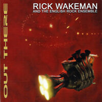 Rick Wakeman and the New English Rock Ensemble – Out There (2014)  CD  NEW