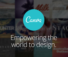 Canva Pro - 1 Year - New or Upgrade