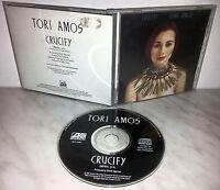 CD TORI AMOS - CRUCIFY - PROMO - SINGLE