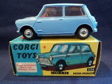 Corgi Toys Rare 1960's Morris Mini Minor No: 226 N/MINT Superb