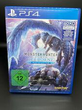 Monster Hunter World: Iceborne Master Edition · PlayStation 4 · PS4 · Neuwertig