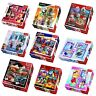 Disney 4in1 Jigsaw Puzzles 35+48+54+70 Pc Boys Girls Animated Movie Characters