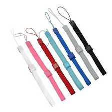 7 pcs/lot Adjustable Hand Wrist Strap for PS3/Phone/Wii/PSV/3DS/NEW 3DSLL