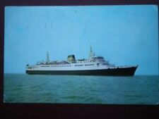 POSTCARD FERRIES OOSTENDE - DOVER FERRY (3)
